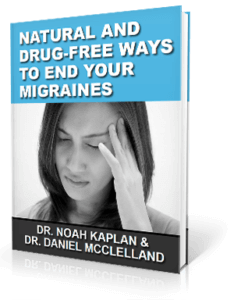 Free Migraine Relief eBook from Advance Upper Cervical Chiropractic